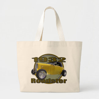 1932 Ford Roadster Carmel Captain Tote Bag