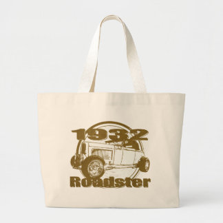 1932 Ford Roadster Classic Style Canvas Bag