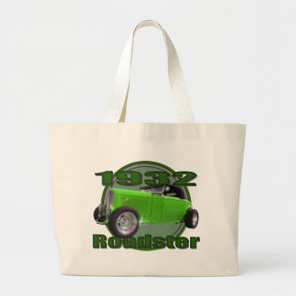 1932 Ford Roadster Green Mamba Canvas Bags