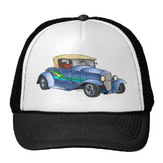 1932 Ford Roadster Trucker Hats