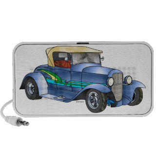 1932 Ford Roadster Mp3 Speakers