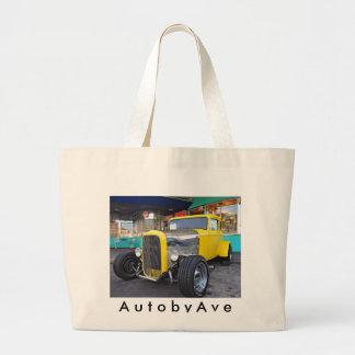 1932 Ford Street Rod Jumbo Tote Bag