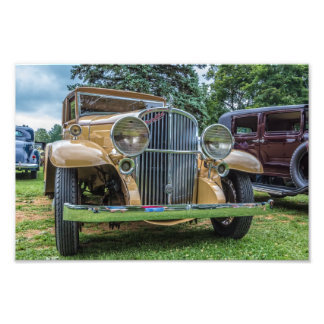 1932 Franklin Classic Car Art Photo