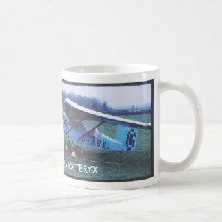 1932 Granger Archaeopteryx airplane Basic White Mug