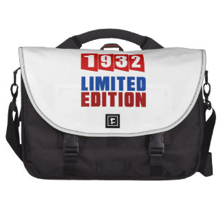 1932 Limited Edition Laptop Computer Bag