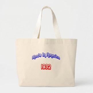 1932 Made In America Tote Bag