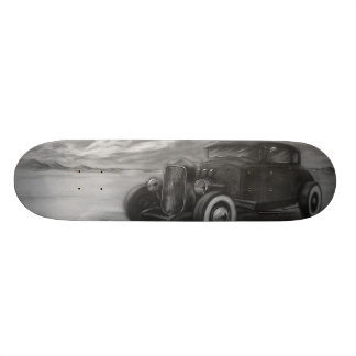 1932 Rat rod / hot rod deck Custom Skate Board