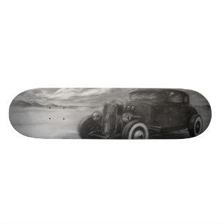 1932 Rat rod / hot rod deck Custom Skate Board
