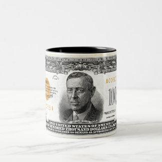 1934 100 Thousand Dollars Gold Certificate Mug