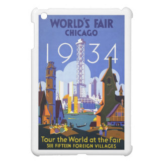 1934 Chicago World Fair Case For The iPad Mini