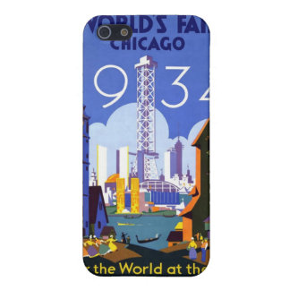1934 Chicago World Fair Case For The iPhone 5