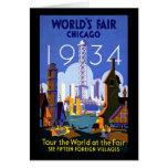 1934 Chicago World's Fair Cards