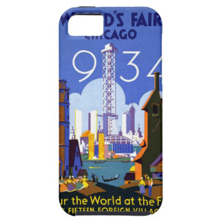 1934 Chicago World's Fair Case For The iPhone 5