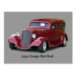 1934 Customised Coupe Hot Rod