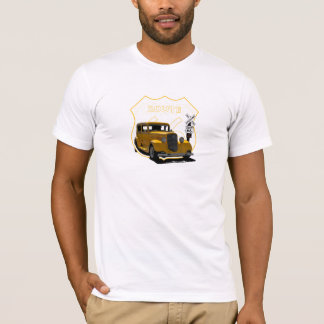 1934 Plymouth Route 66 T-Shirt