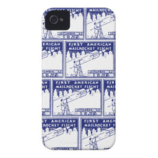 1935 American Rocket Mail iPhone 4 Covers