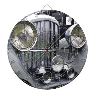 1935 DERBY BENTLEY CAR Dart Board