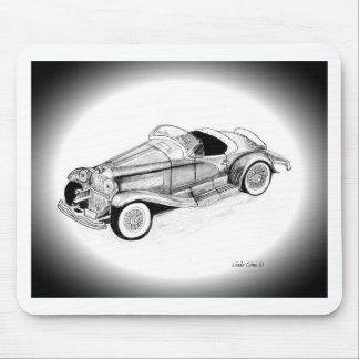 1935 Duesenberg SSJ Roadster Mouse Pads