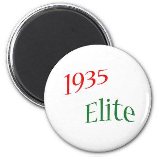 1935 Elite 6 Cm Round Magnet