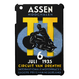 1935 International Motorcycle Races Cover For The iPad Mini