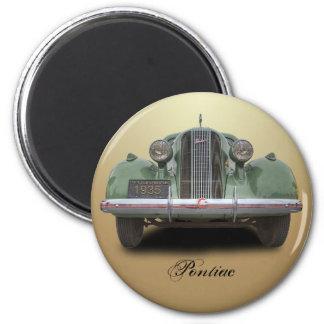 1935 PONTIAC REFRIGERATOR MAGNET