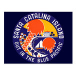 1935 Santa Catalina Island Postcard