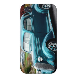 1936 Chevy Chevrolet Coupe Hot Rod iPhone 4 Case