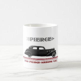 1936 PIECE-ARROW 12V AUTO COFFEE MUG