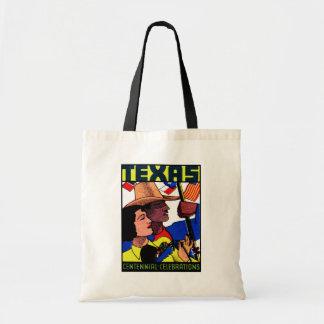1936 Texas Centennial Bags