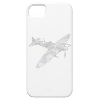 1936 WWII Spitfire Fighter Aircraft iPhone 5 Case