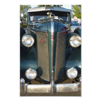 1937 BUICK PHOTOGRAPHIC PRINT