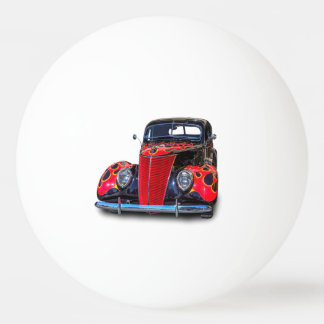 1937 VINTAGE CAR PING PONG BALL