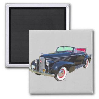 1938 Cadillac Lasalle luxury Car Refrigerator Magnet