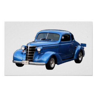 1938 Chevy Poster