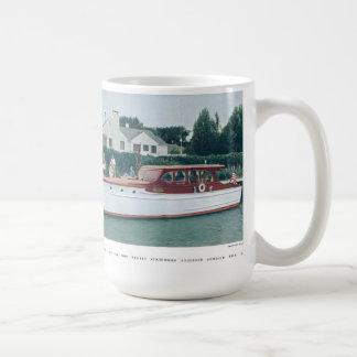 1938 Chris Craft Cruiser Mug