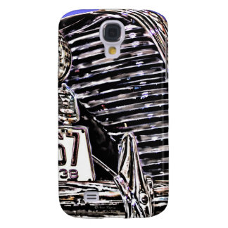 1938 Hudson Coupe Automobile Galaxy S4 Case