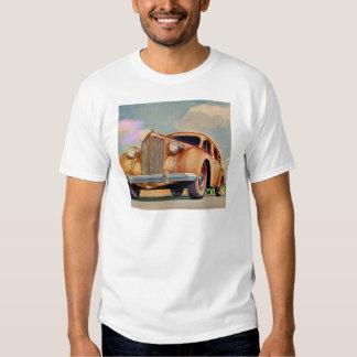 1939 Packard Super 8 Tee Shirt