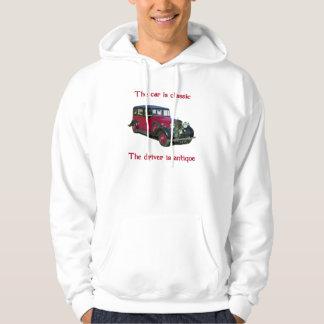 1939 Wraith Limo Classic Hooded Sweatshirts