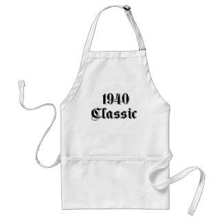 1940 Classic Standard Apron