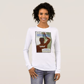 1940 WPA Poster Celebrating 75 Years of Freedom Long Sleeve T-Shirt