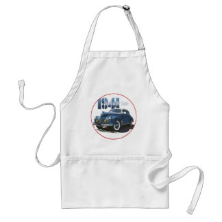 1941 Special DeLuxe Coupe Adult Apron