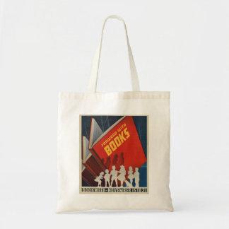 1942 Children's Book Week Tote Bag