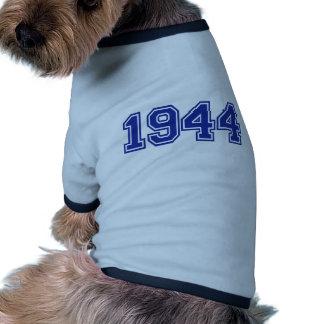 1944 Birthday Dog Shirt