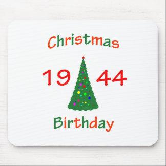 1944 Christmas Birthday Mouse Pad