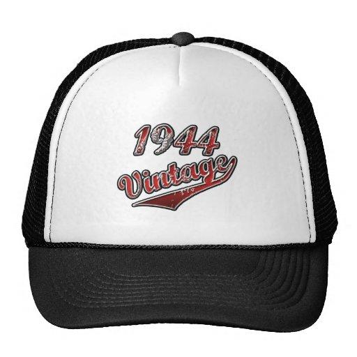 1944 Vintage Hat
