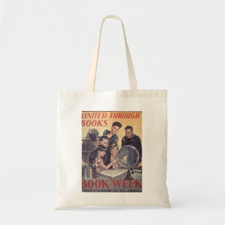 1945 Children's Book Week Tote Bag