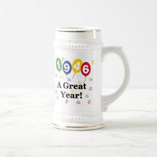 1946 A Great Year Birthday Mugs