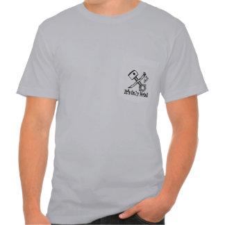 1946 Chevy Pickup Rat Rod RCR T-shirts