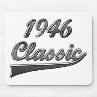 1946 Classic Mouse Mat