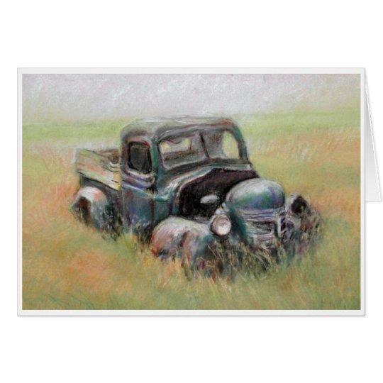 1946 Fargo Truck Card